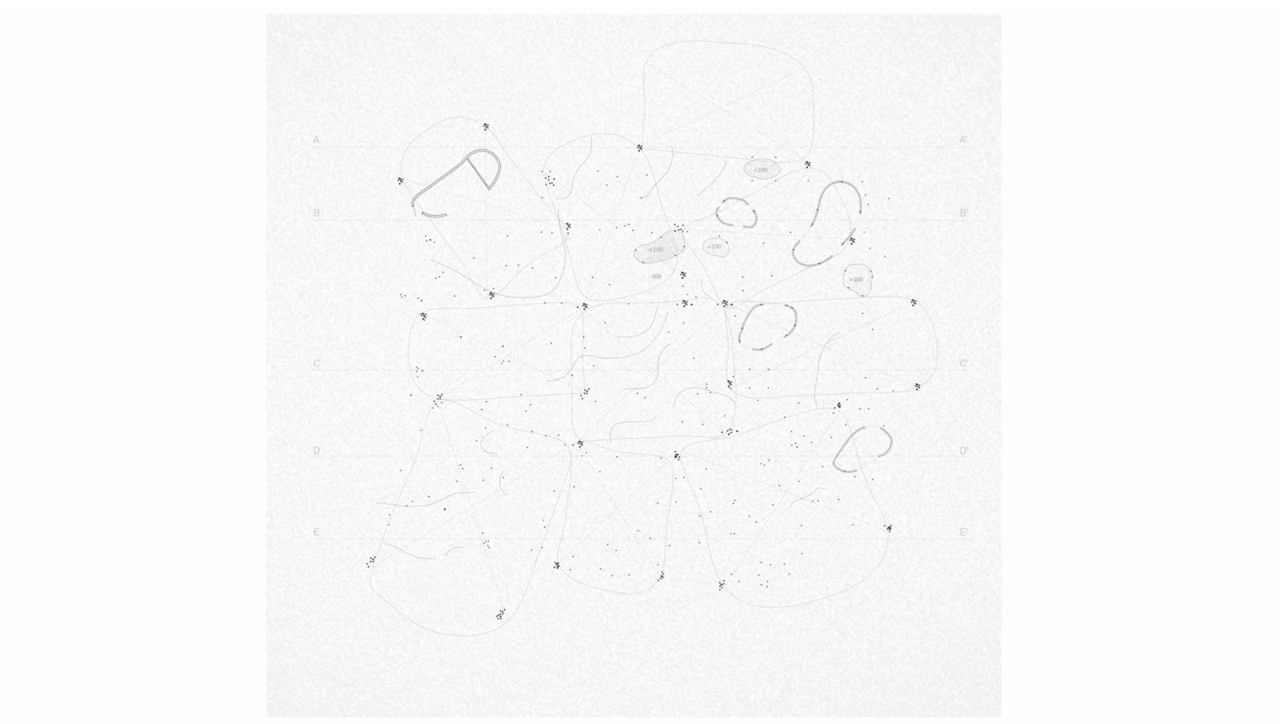 Ha Kwon, K.|'Kaleidoscope of Light', Structure Plan