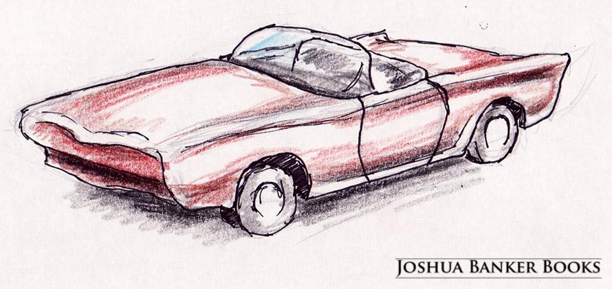 Raw Sketch: Motorcraft