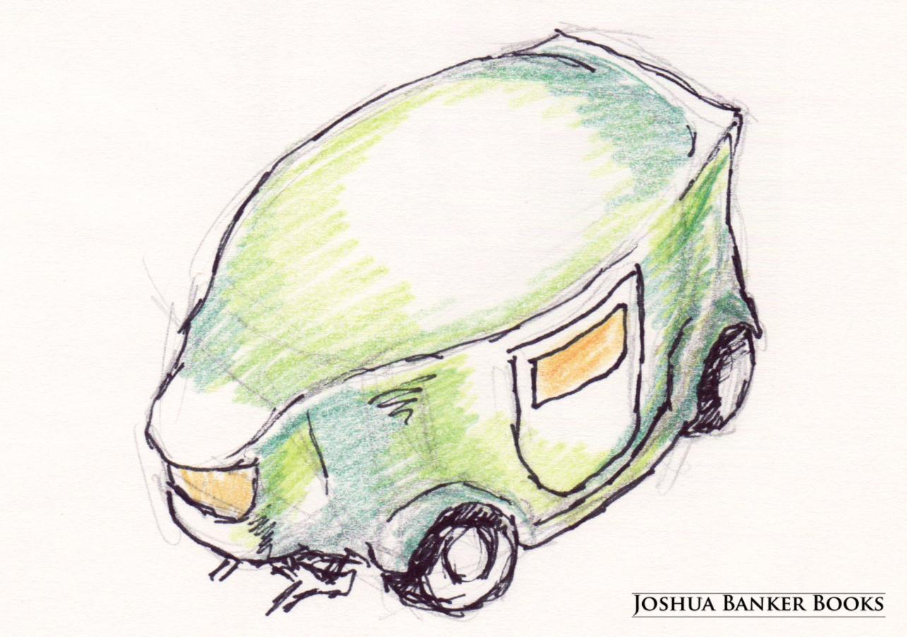 Raw Sketch: Stagecoach