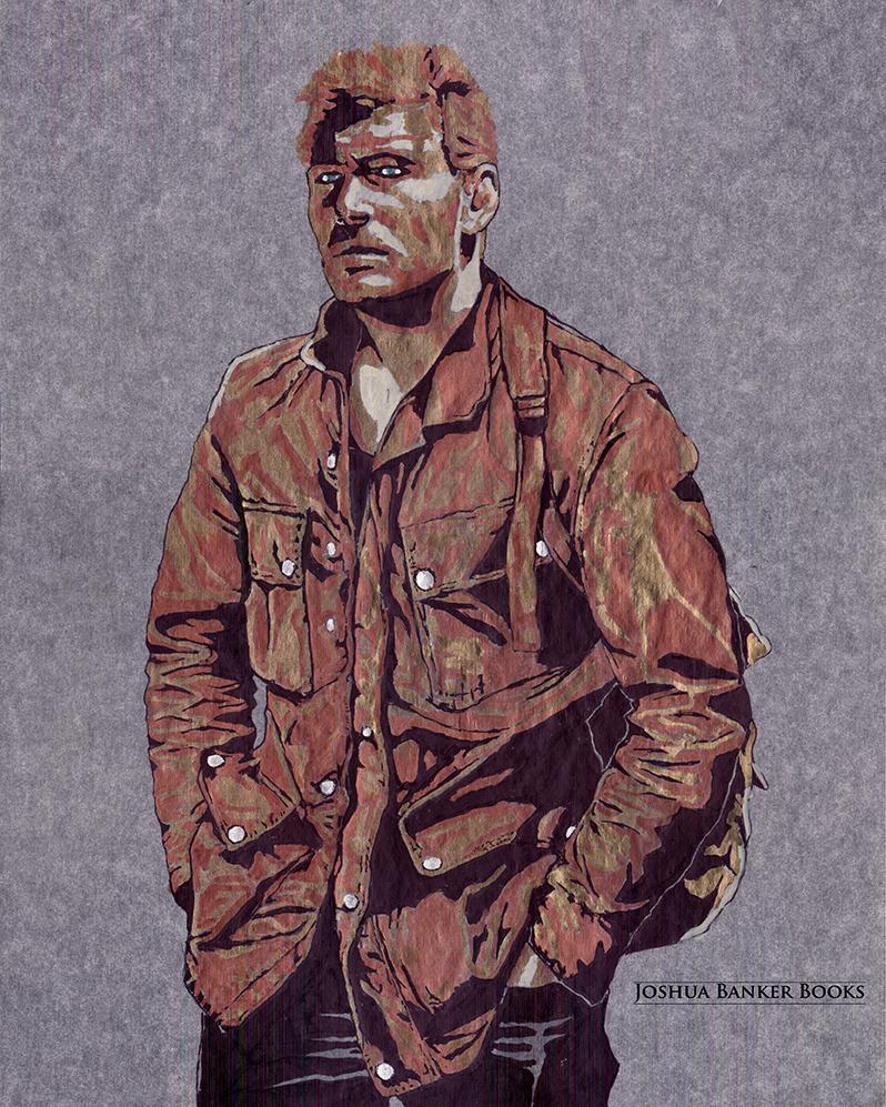 Character Illustration: Flynn Earrele