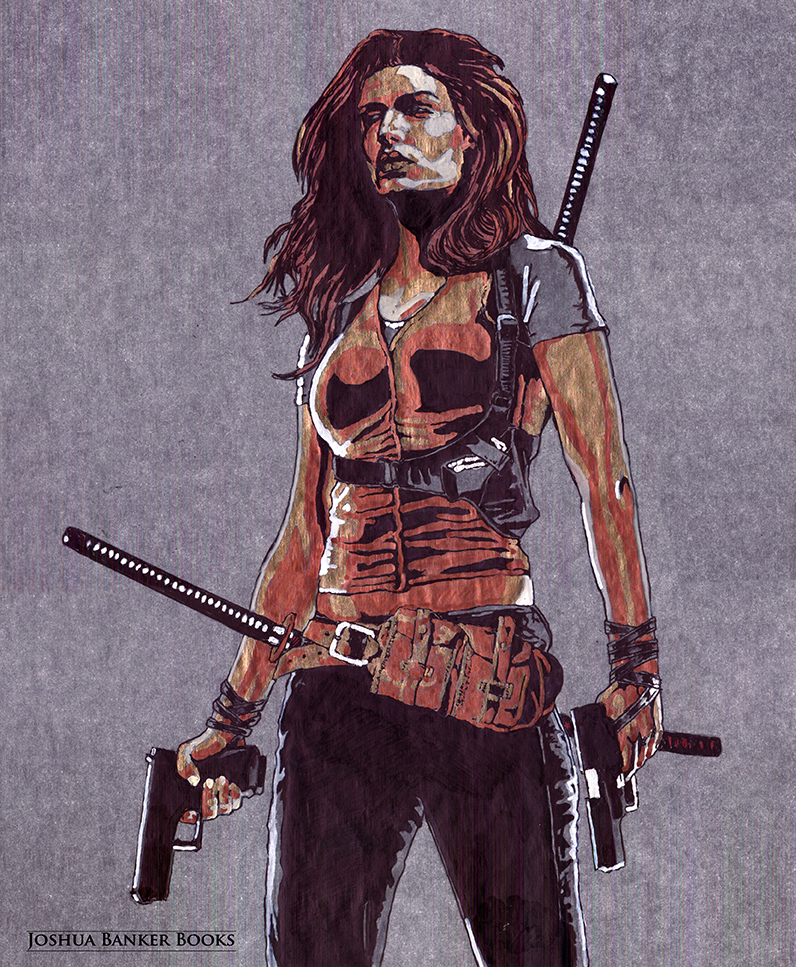 Character Illustration: Zoe Agilis