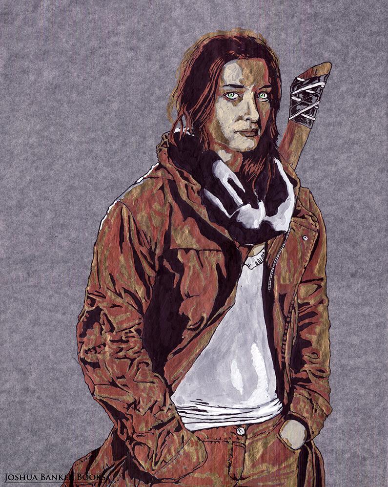 Character Illustration: Jehn Brumal