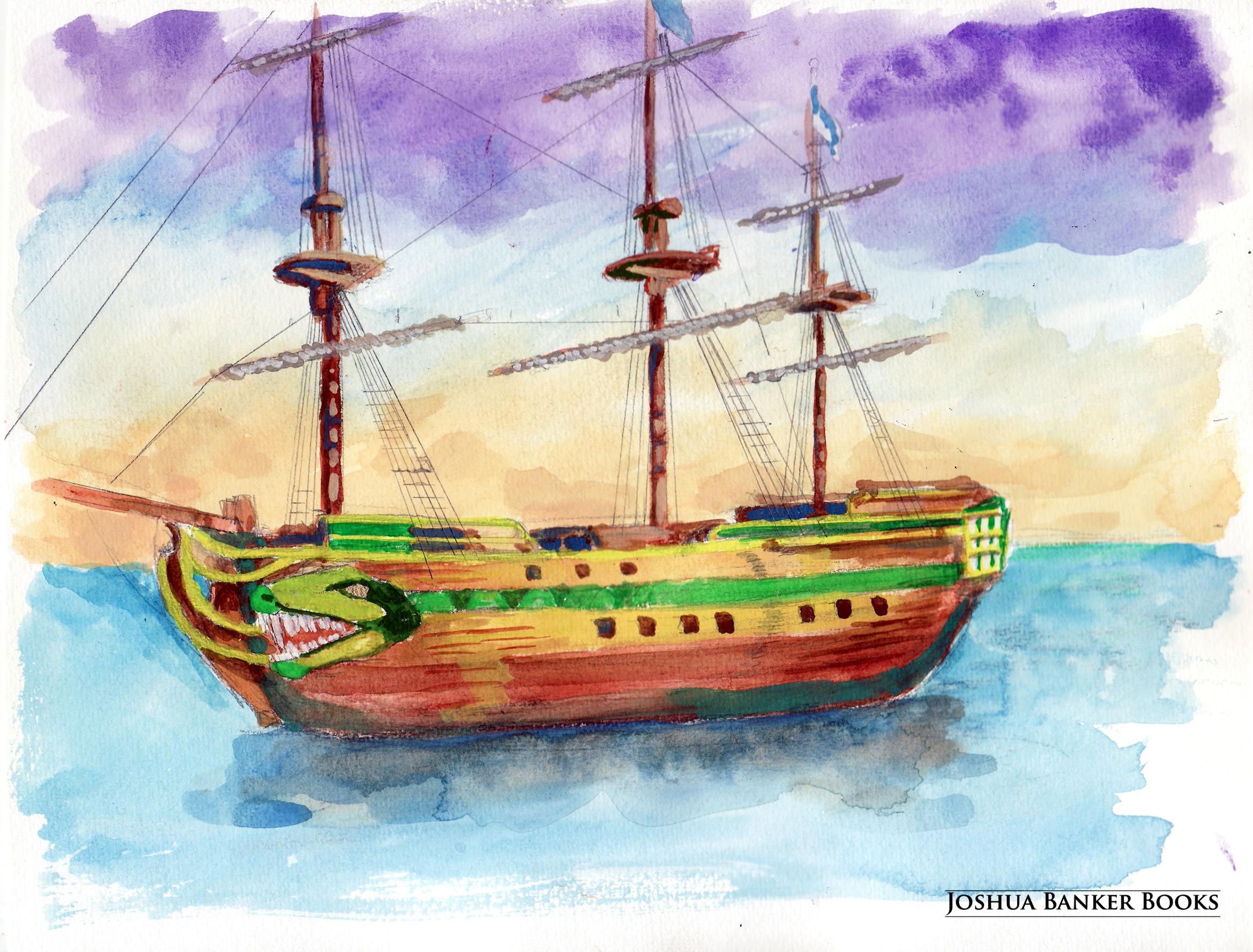 Sketch: The Cahimierha