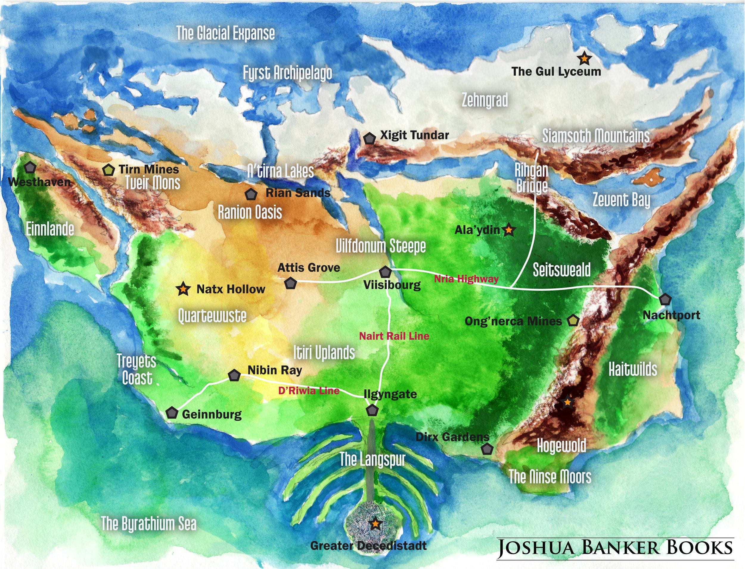 Fifth Era Map (Final)