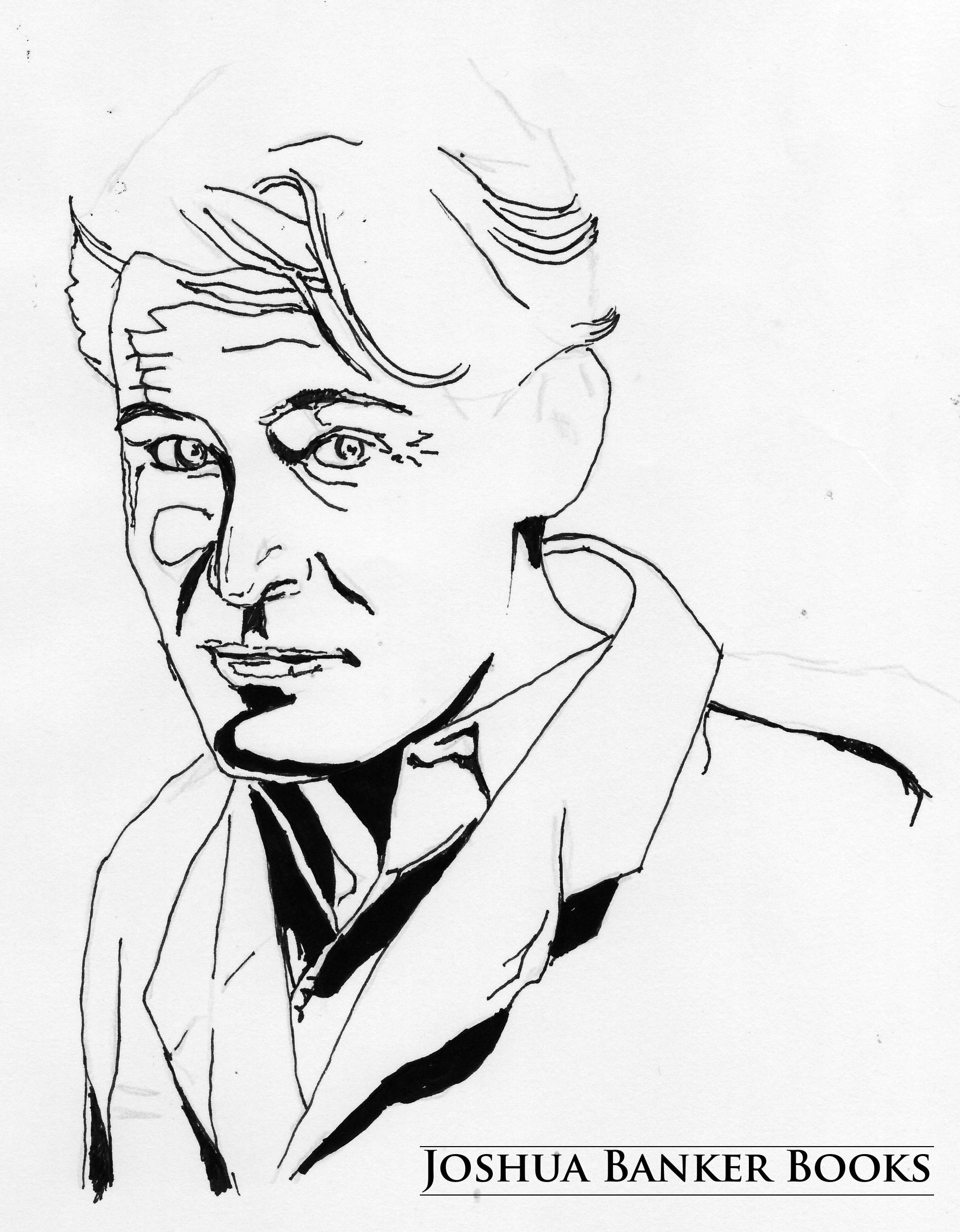 Unused Flynn drawing