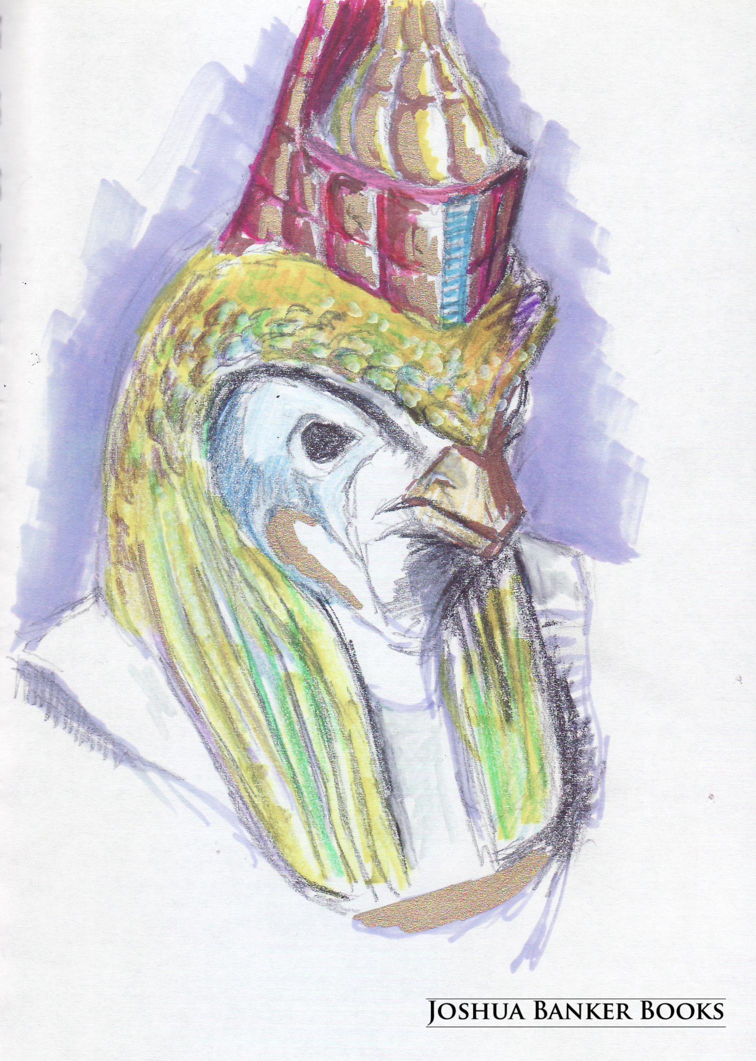 Raw Sketch: Ala'ydin Golem