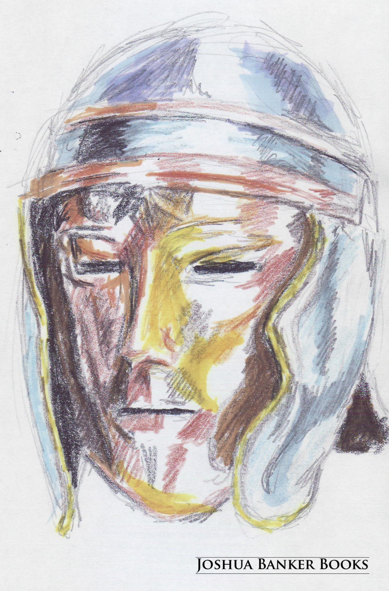 Raw Sketch: The Helmet of Raxus
