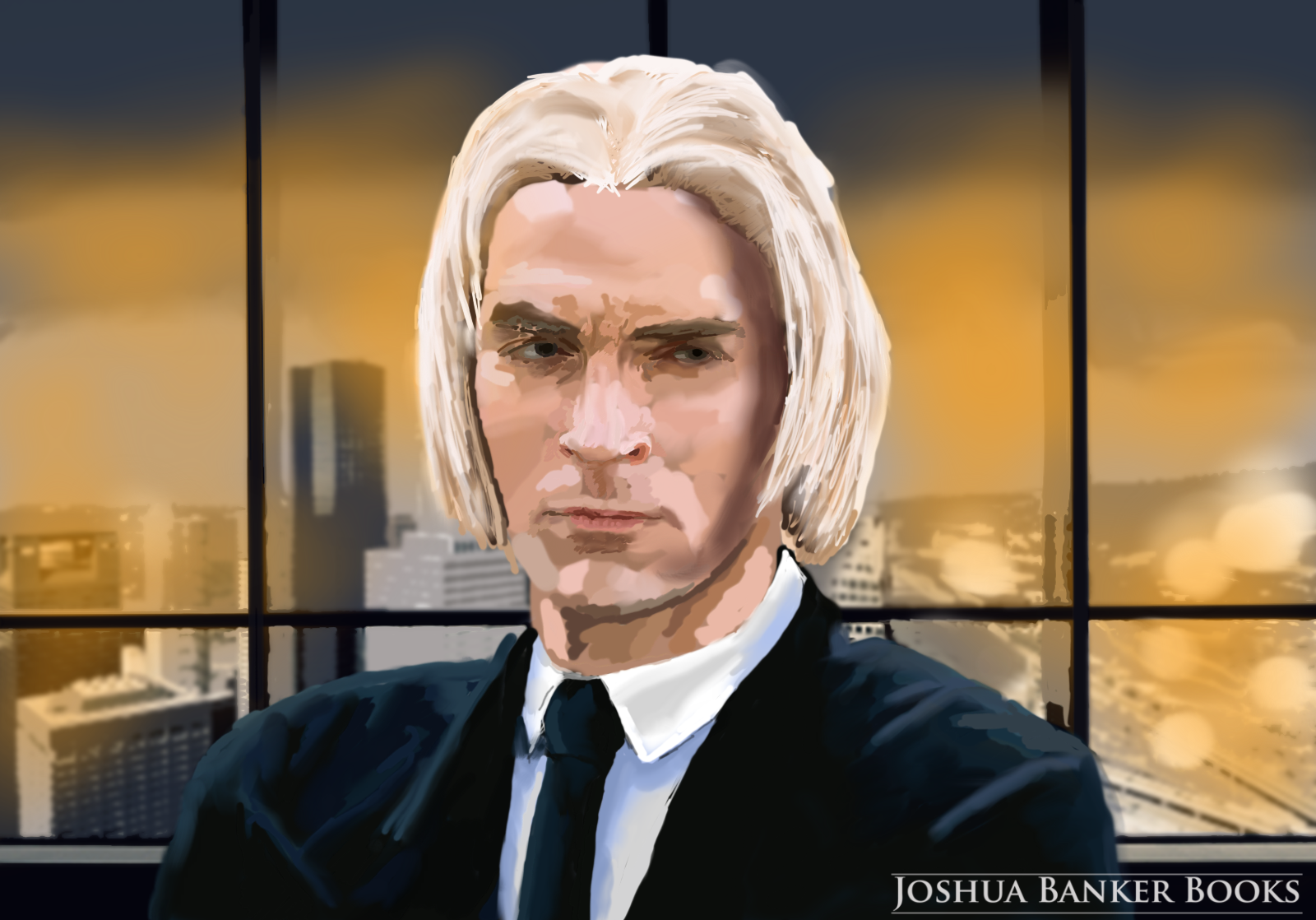 Character Sketch: Zane Grymore