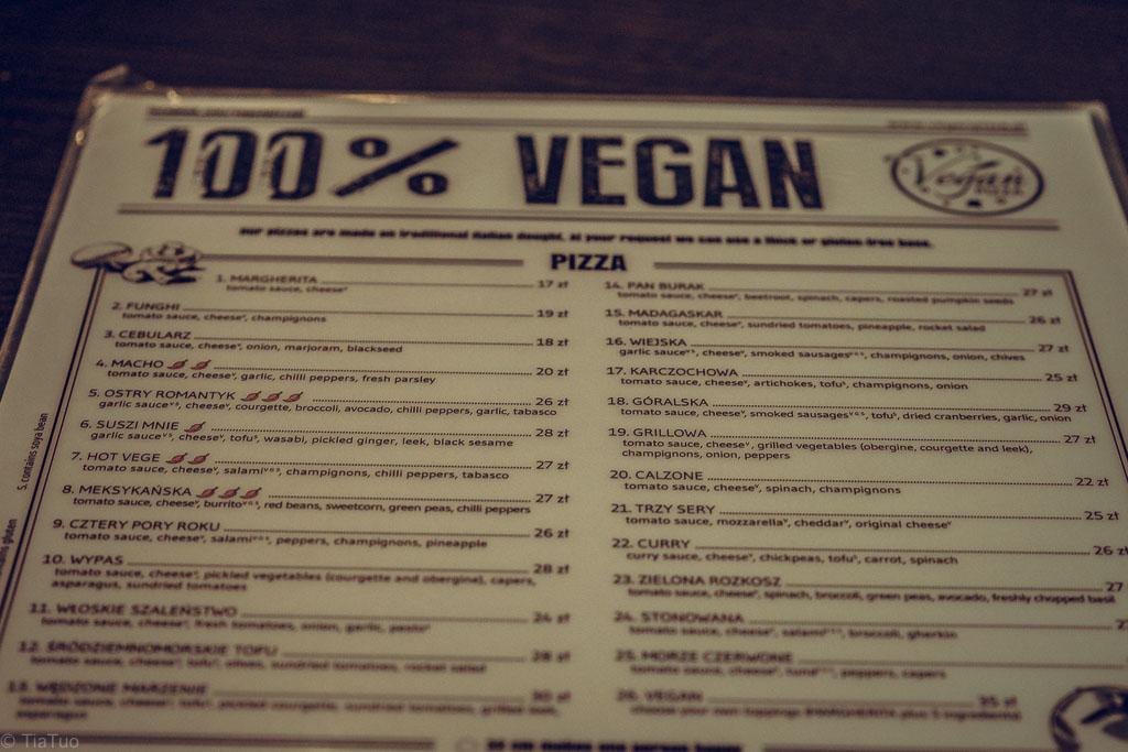 Sneak peek on the menu