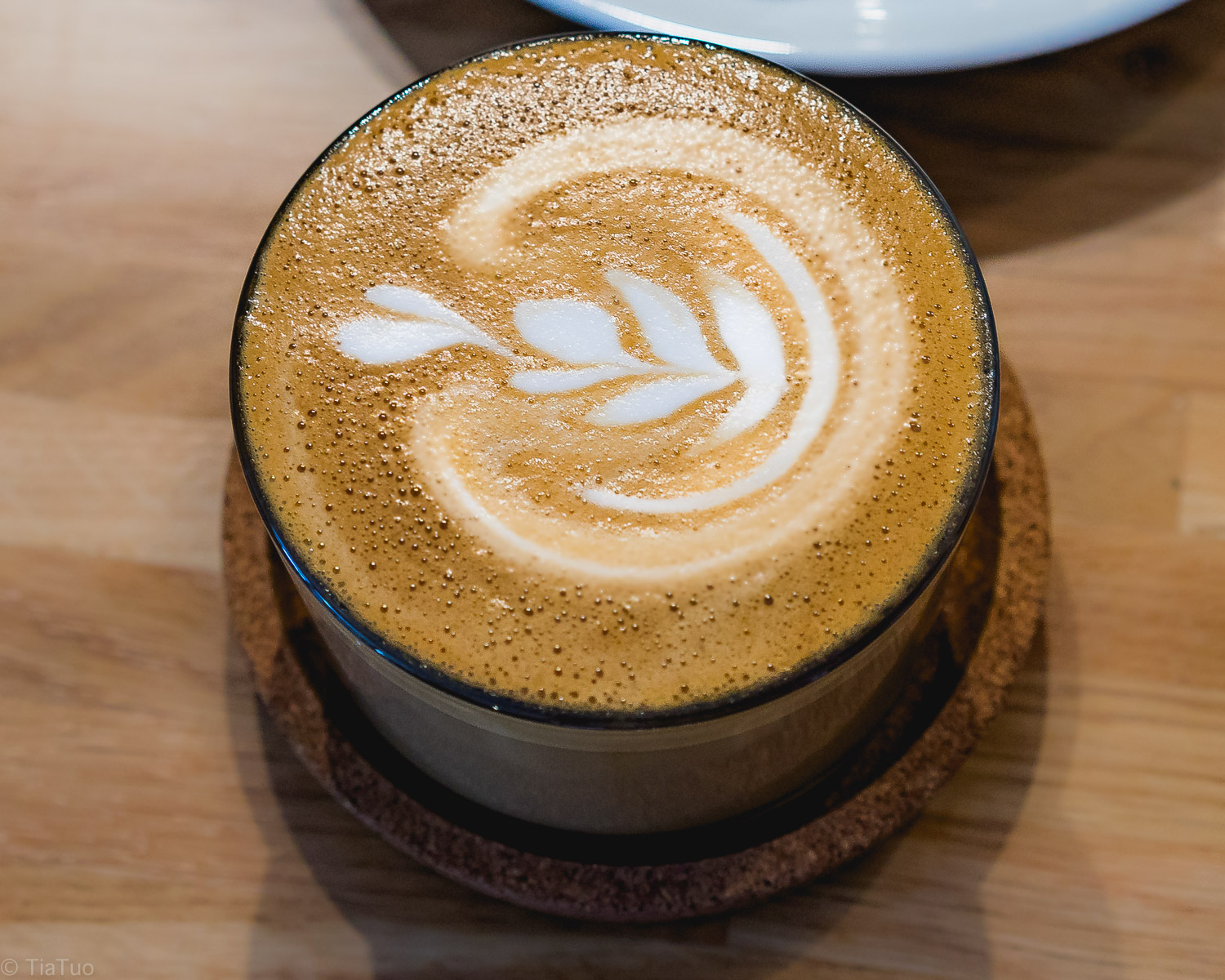 The satisfaction of a perfect rosetta.
