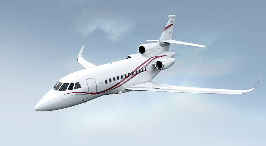 2011 FALCON 900LX OFF MARKET
