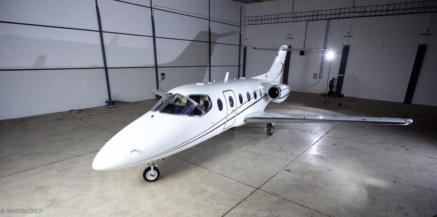 2001 Beechjet 400A RK-318-02.jpg