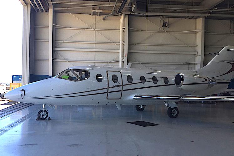 2000 Beechjet 400A RK-293