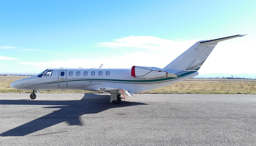 Citation CJ3 525B-0232 For Sale - · FAA / EASA Certified· Tap Elite, Pro Parts· ADS-B Out, WAAS, and LPV· New 7 Paxs Interior May 2019· Forward Side Facing Seat