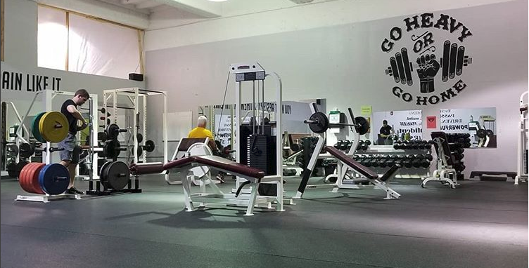 ironmen properties fitness center for sale