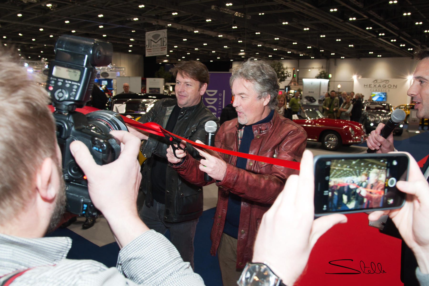 London Classic Car Show_2