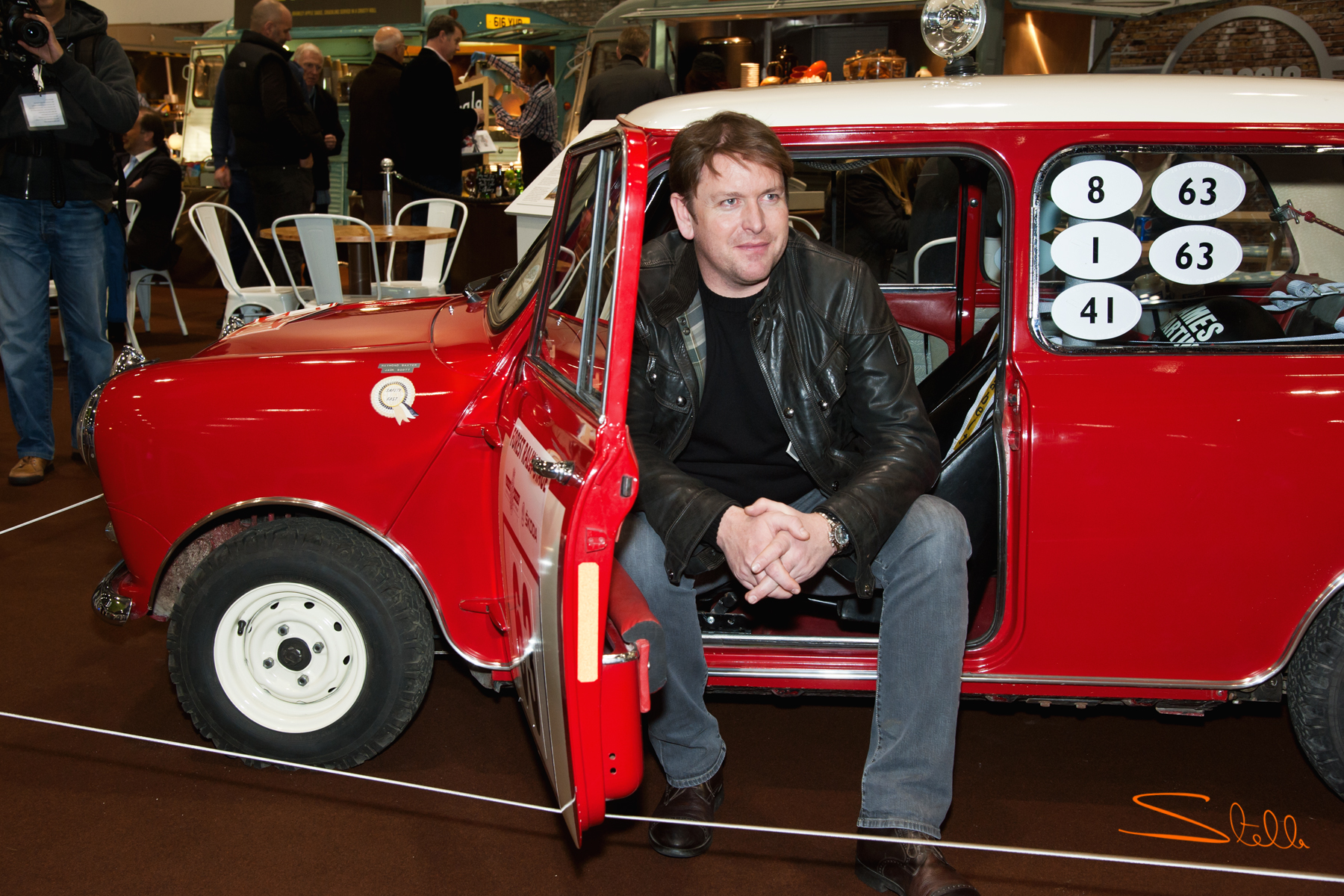 London Classic Car Show_3