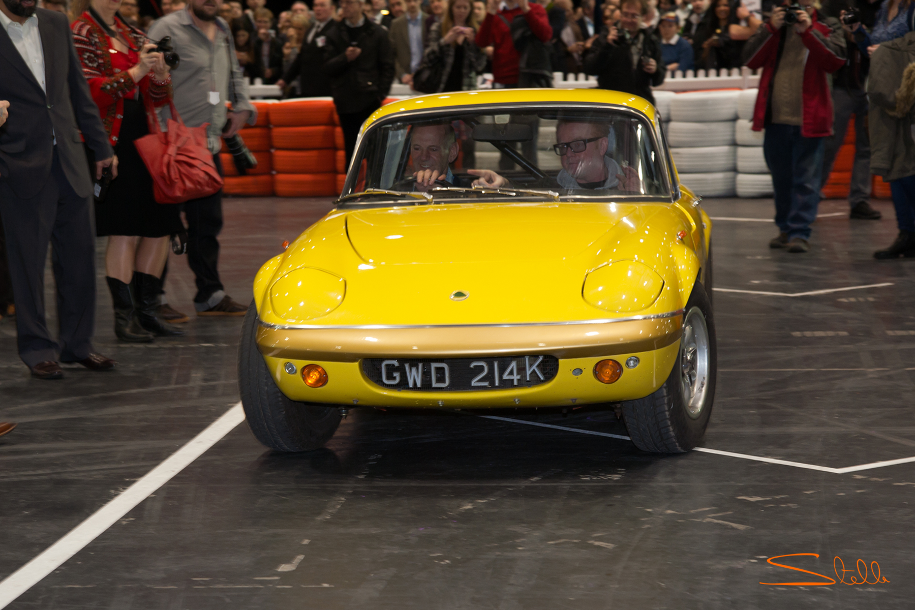 London Classic Car Show_7