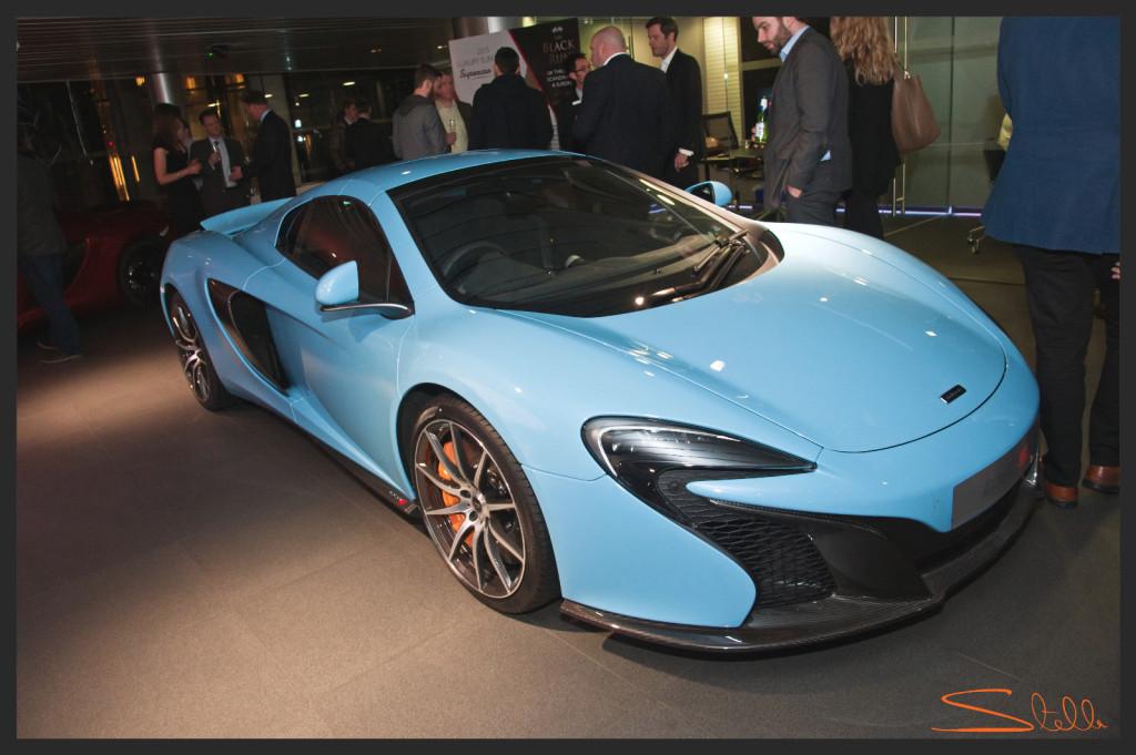 Stella Scordellis Redline247 McLaren 1