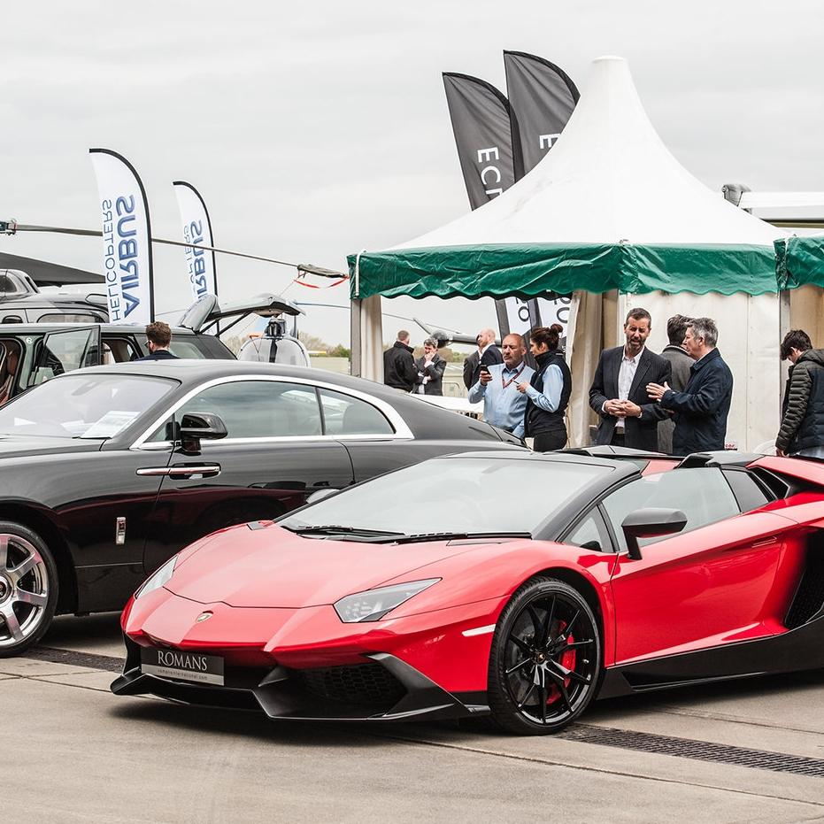 The Elite London Luxury Brand Show 3 - 4 June 2016