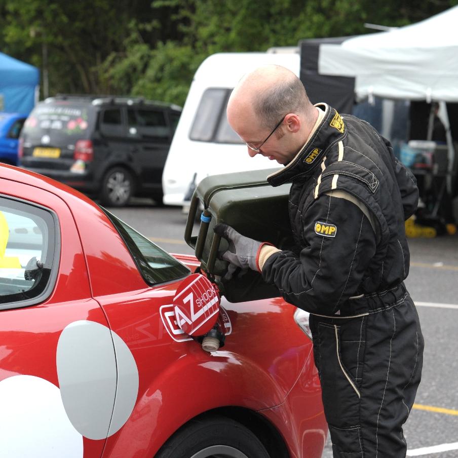 Classic Sports Car Club at Brands Hatch