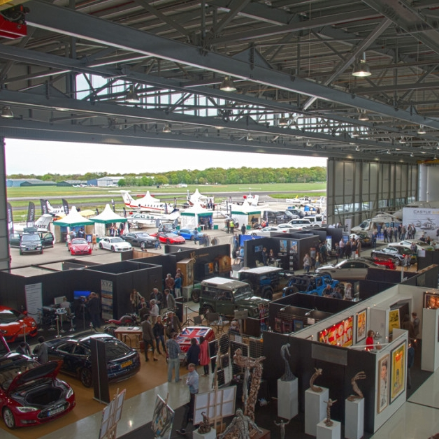 Elite London Show Days May 2015