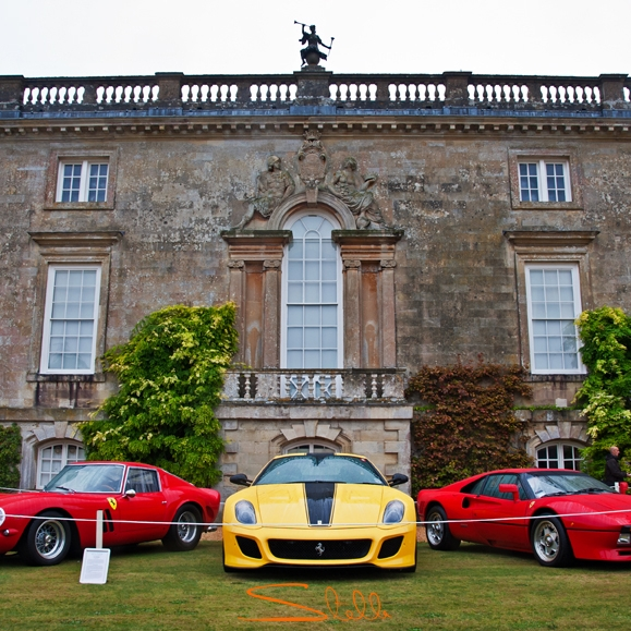 Classic and Supercar Shows