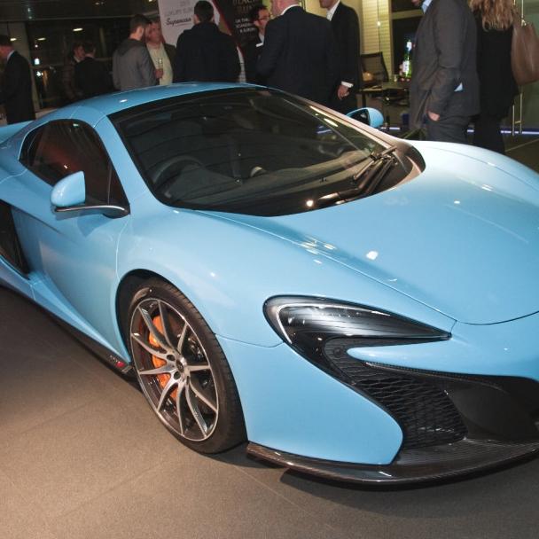 Luxury Supercar Tours
