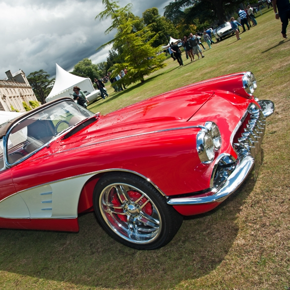 Wilton Classic and Supercar Show 2014