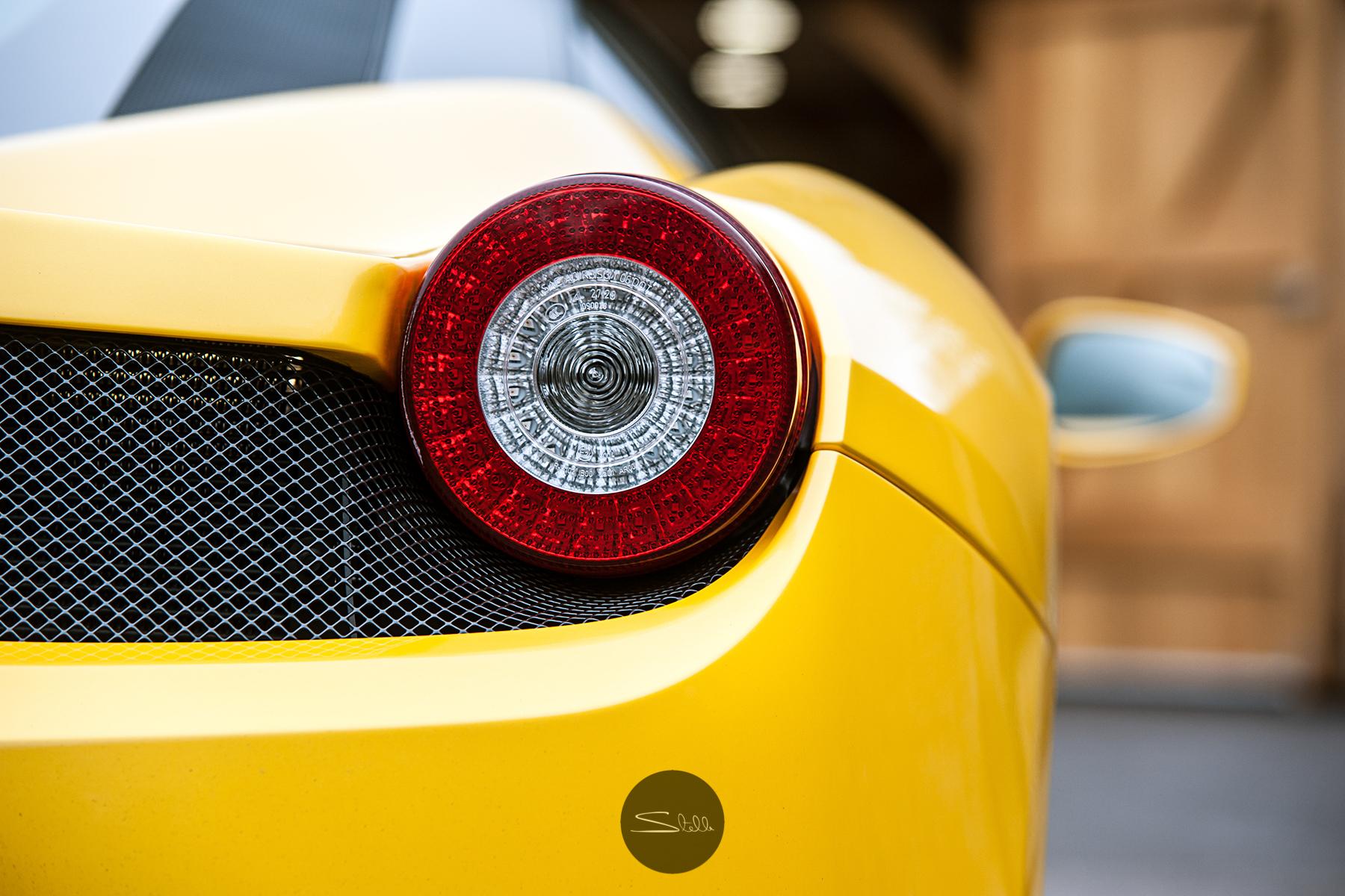 Stella Scordellis Ferrari 458 Rear Light Watermarked.jpg