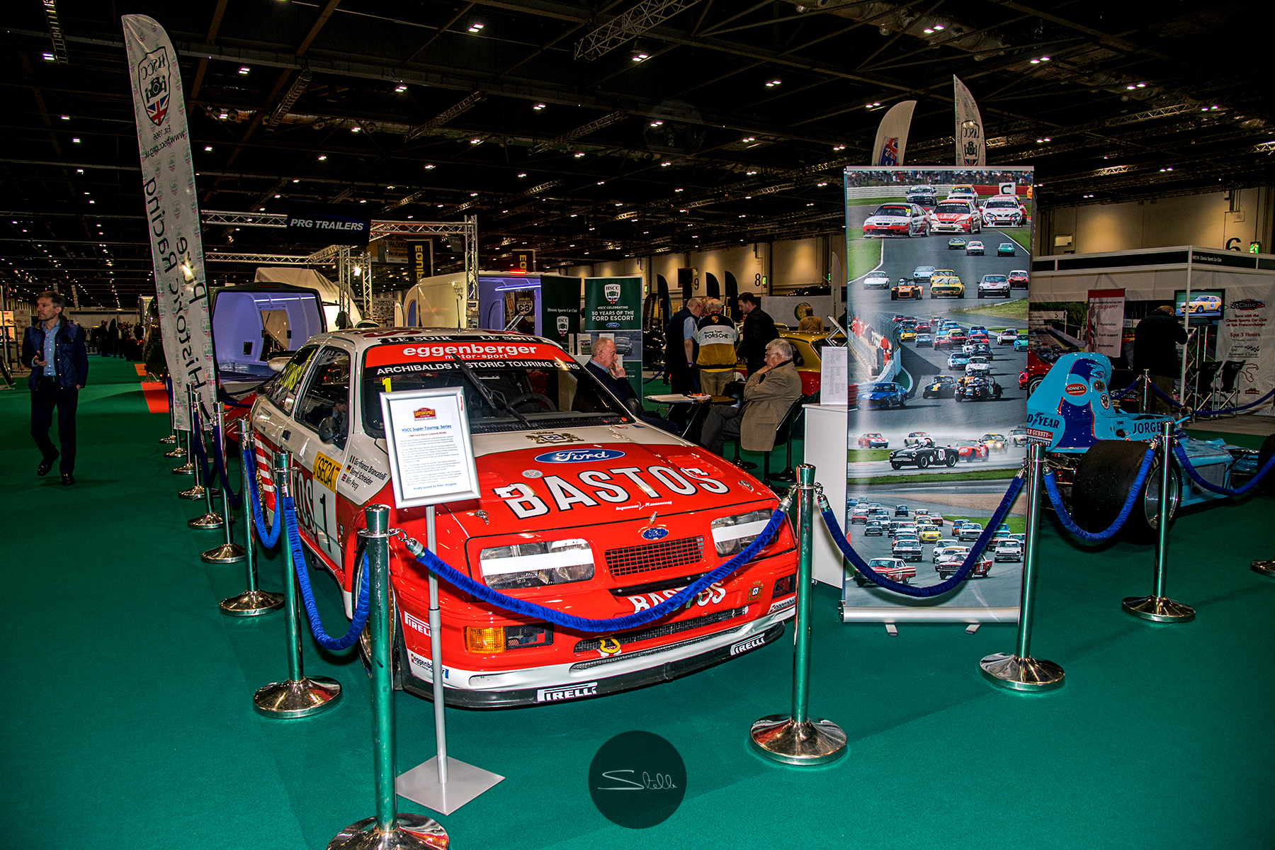 Stella Scordellis London Classic Car Show 2018 2 Watermarked.jpg