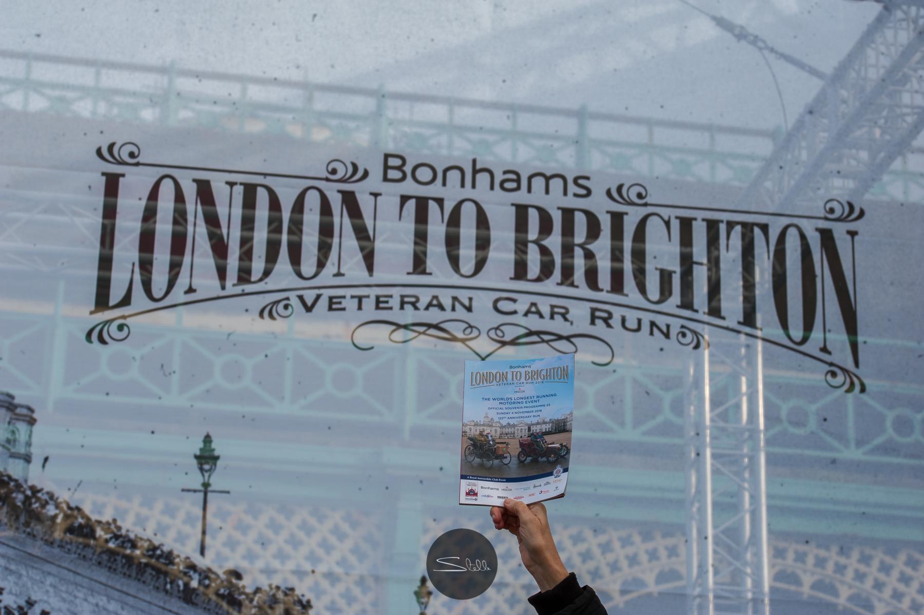 Bonhams London to Brighton 2018
