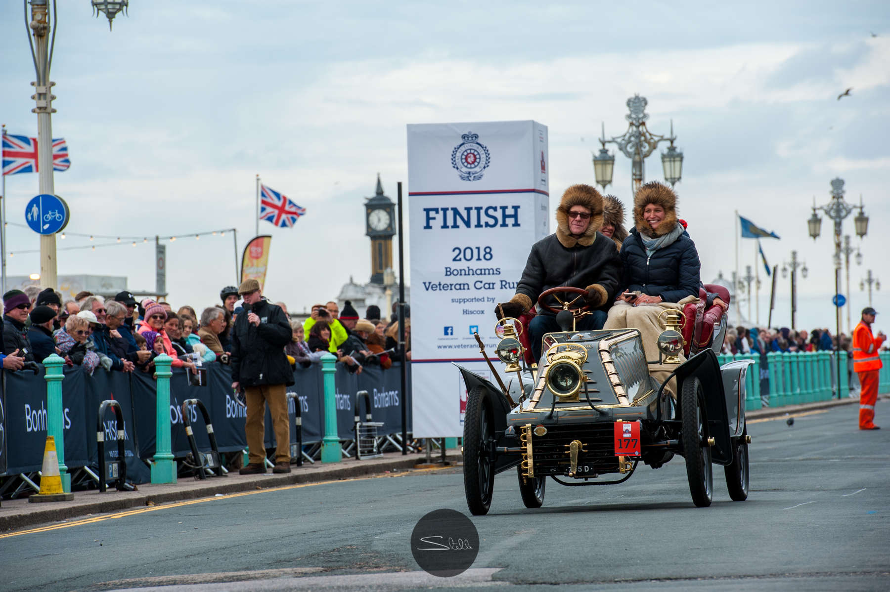 Bonhams London to Brighton Veteran Car Run 2018