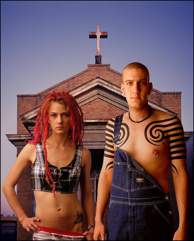 American Goth-X
