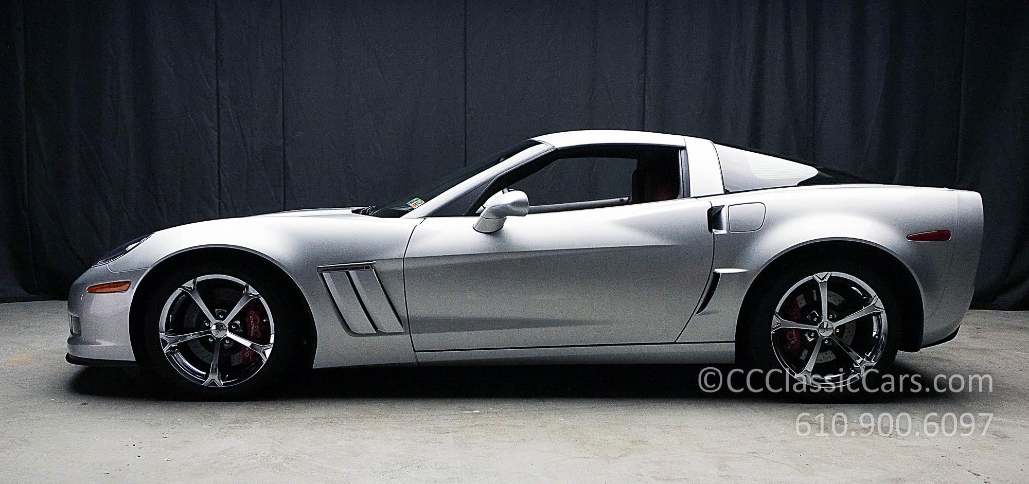 2012 Chevrolet Corvette Silver