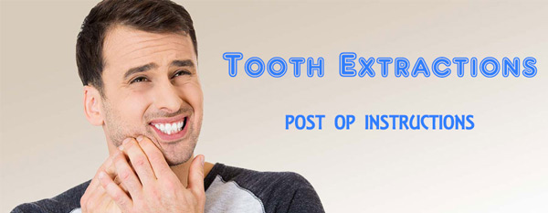 Burlington Dentist Tooth Extraction Aftercare Tips