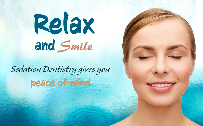 Sedation Dentistry - Sedation dentistry uses medication to help a patient to relax during dental procedures. Sometimes sedation dentistry described as