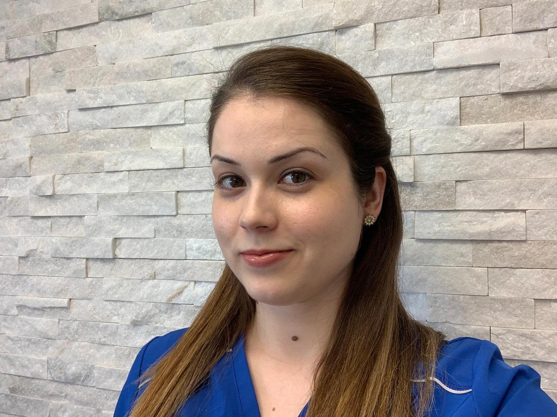 Nancy, dental hygienist - Burlington dentist office
