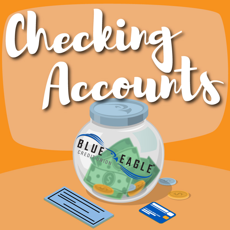 Checking Accounts Graphic