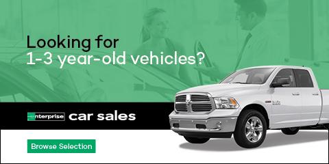 Enterprise Car Sales graphic