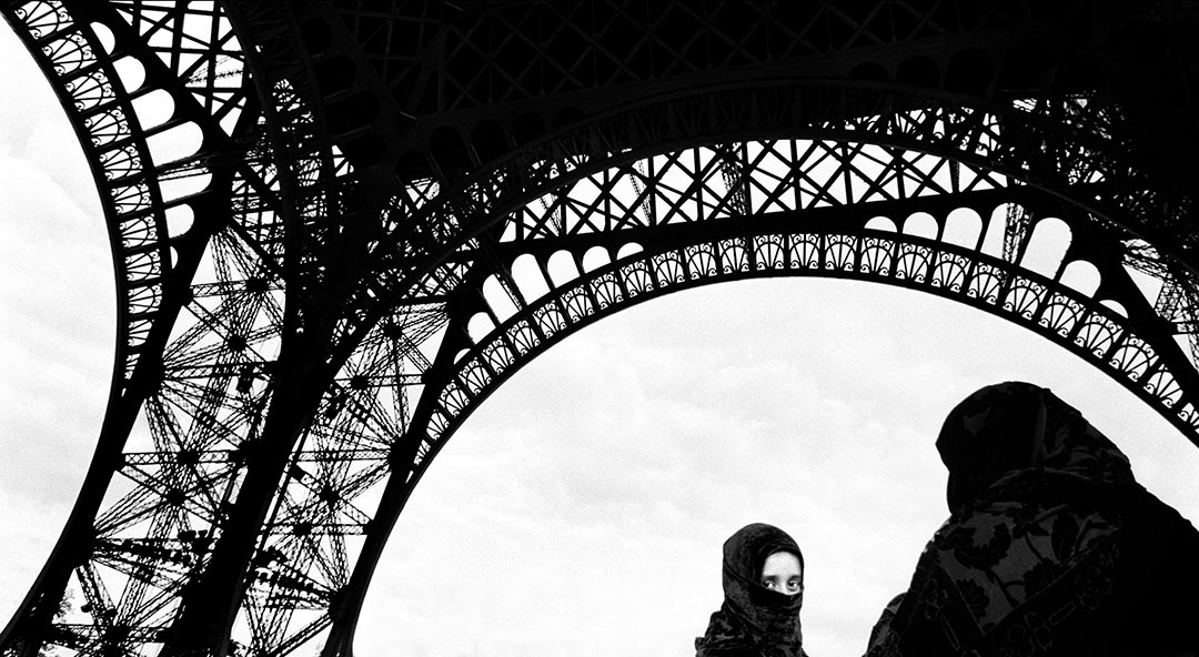 Untitled #1, series Eiffel Tower