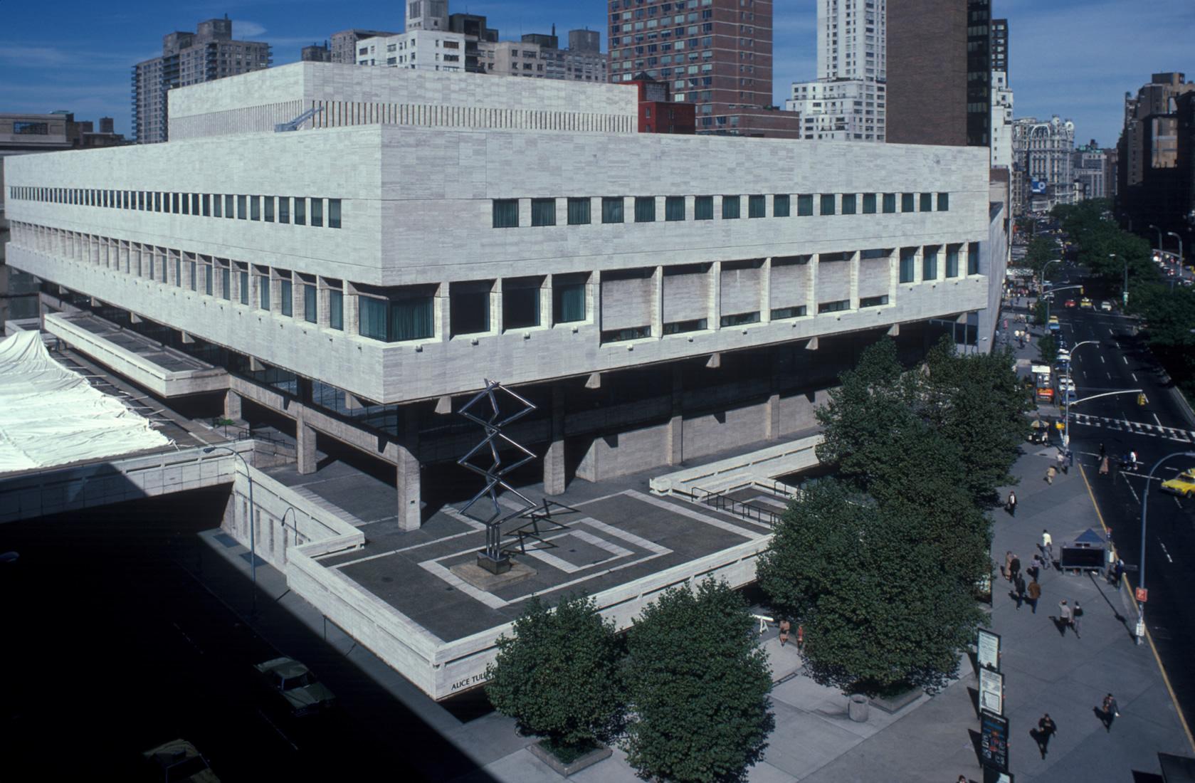 What Is Juilliard >> Julliard School Nyc Urbanism