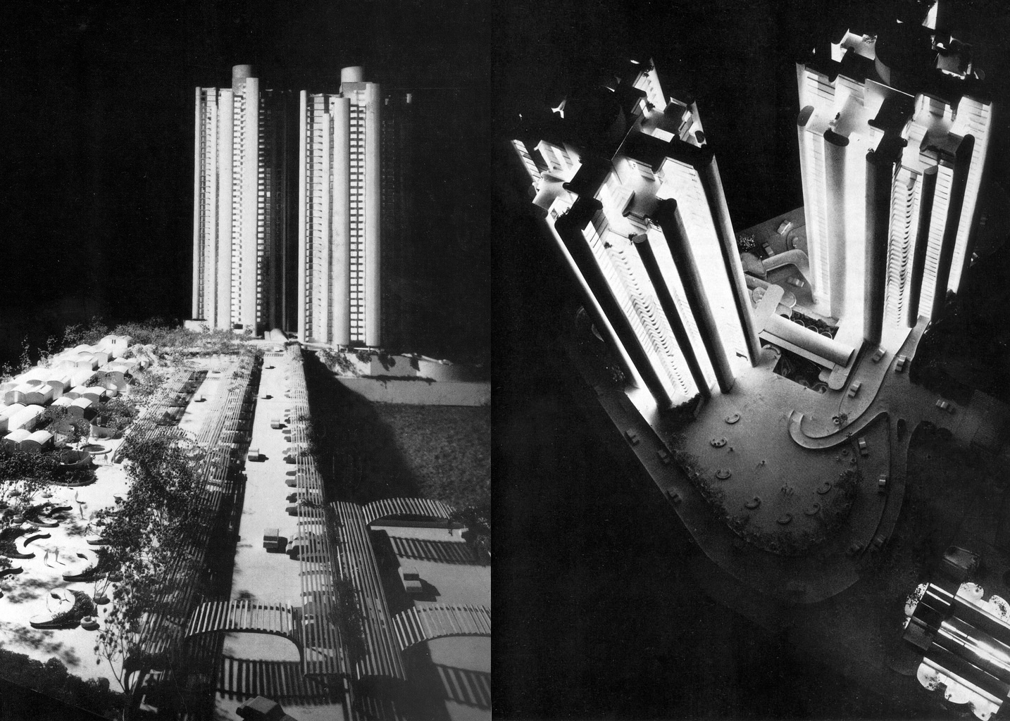 Tracey Towers model