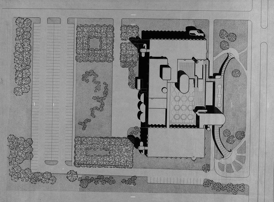 Perspective plan rendering