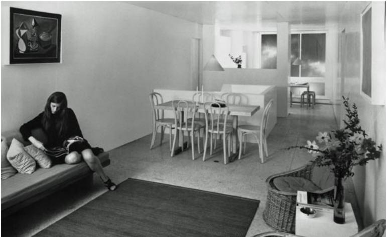 Eastwood apartment interior
