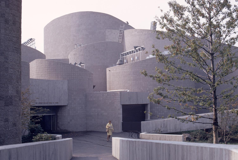 G. E. Kidder Smith, Massachusetts Institute of Technology