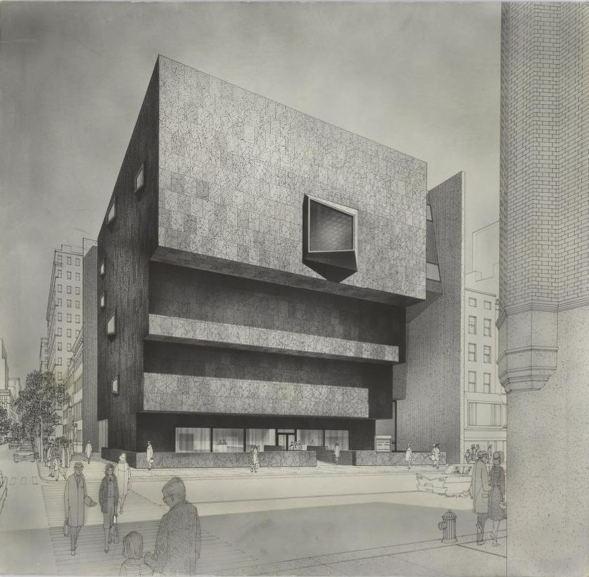 Perspective rendering, 1963