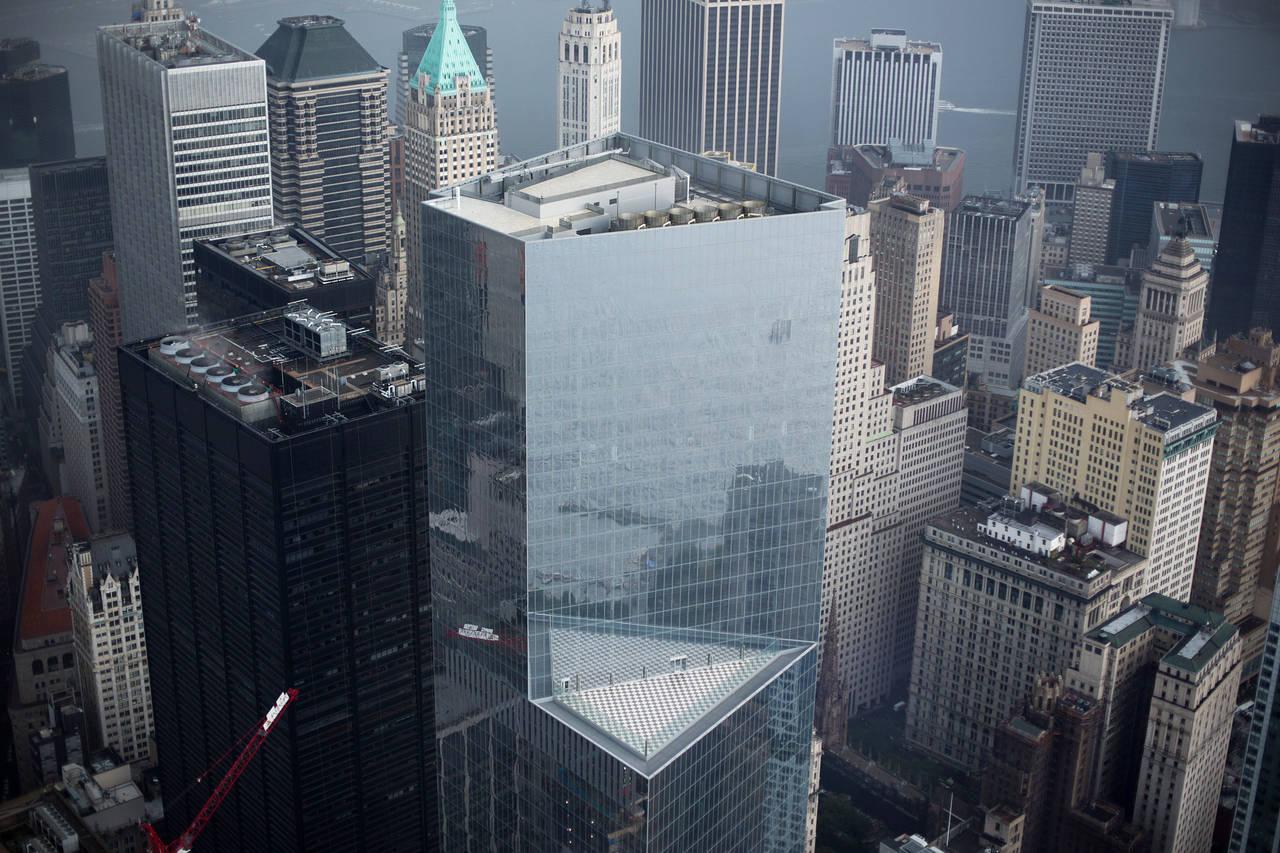 4 WTC. Credit: Wall Street Journal.