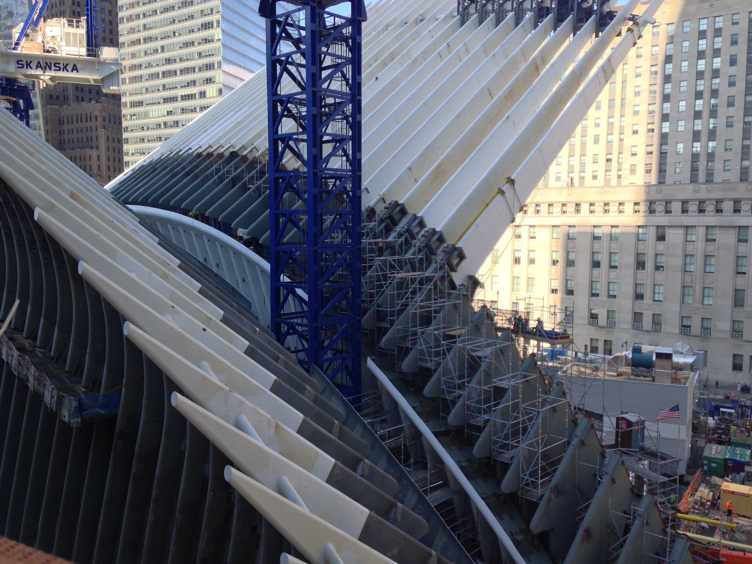 Oculus Construction