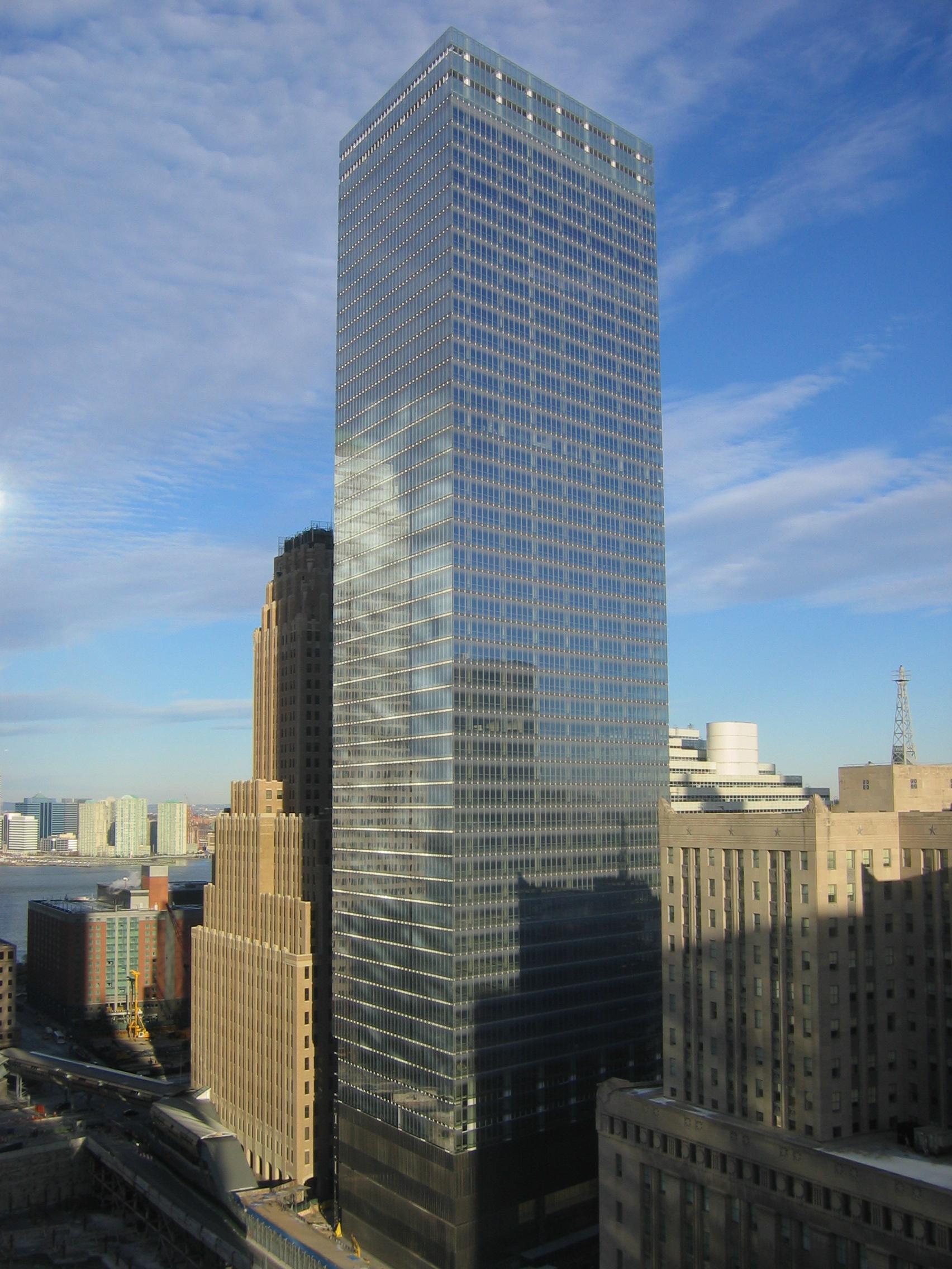 7 WTC, 2006.